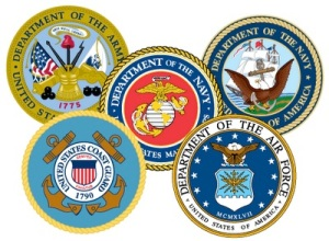 US Military Seals