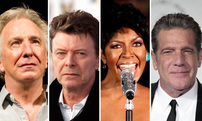 Celebrities Dead Jan 2016