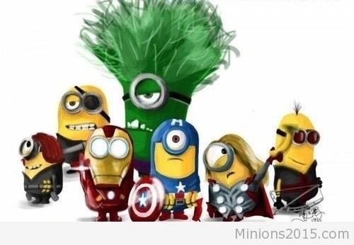 Minion Avengers (1)