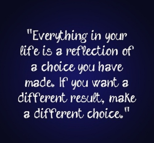 make-a-different-choice