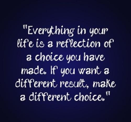 make-a-different-choice