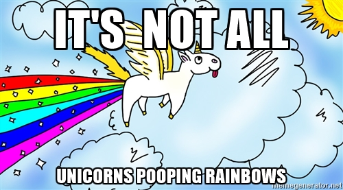 unicorns-rainbows