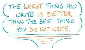 Worst thing you write